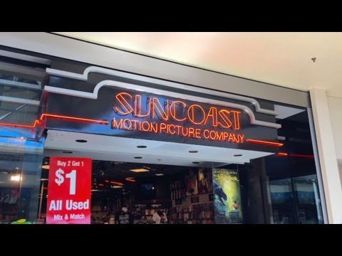 Tour Of A Suncoast Motion Picture Company Store In White