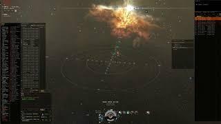 Eve Online - Killing Excavators In Delve