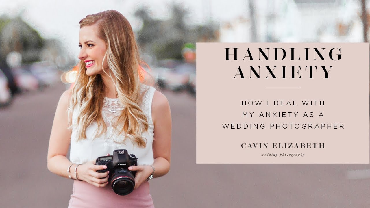 How to deal with wedding anxiety