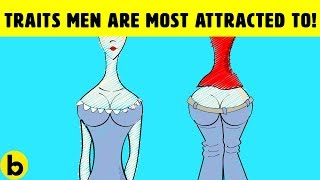 8 Physical Traits In Women That Men Are Most Attracted To