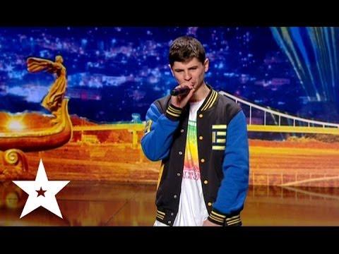 Видео: Рэп от Ильи - Украна ма талант-6 - Кастинг в Донецке