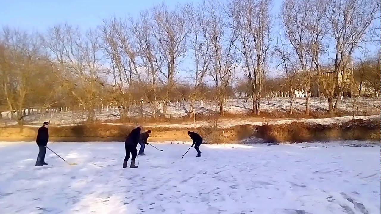 Хокей в селі