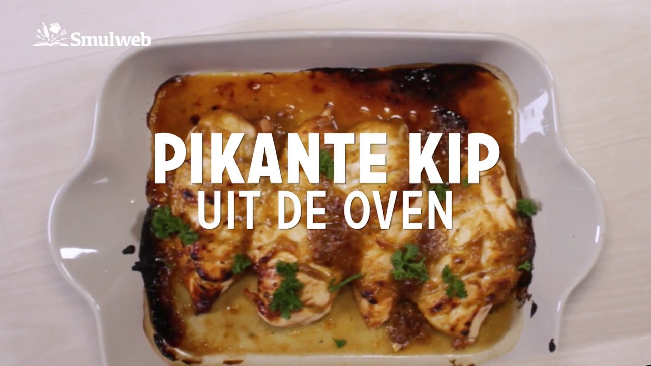 053 Pikante Kip Slank Recept Youtube