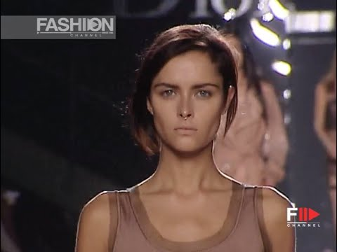CHRISTIAN DIOR Full Show Spring Summer 2006 Paris by Fashion Channel