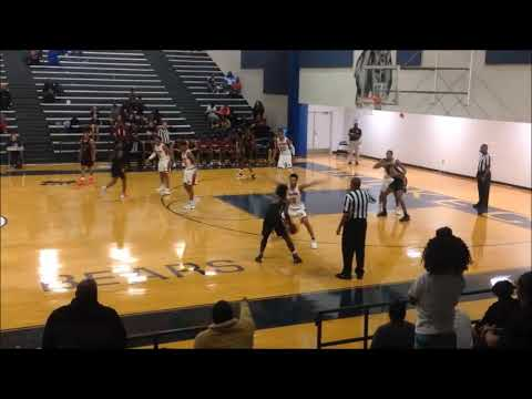 Kobe Stewart 6'6 combo guard (cross creek high school)