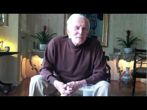 Kirk Douglas Interviewed by Scott Feinberg