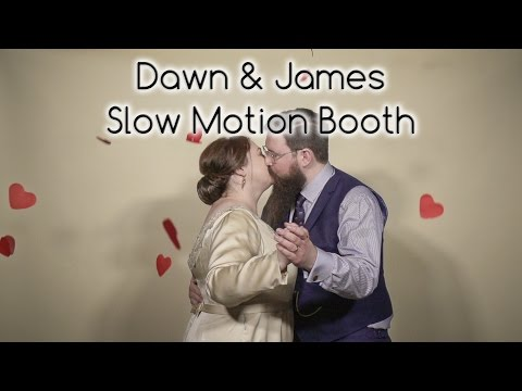 Soulful Reflection - Slow Motion Booth - James & Dawn's Wedding at Wherstead Park Ipswich, Suffolk