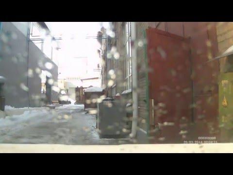 Chelyabinsk meteor 2013-02-15 sonic boom at 156 seconds
