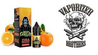 Aroma von Angry Gorilla Zira Orange