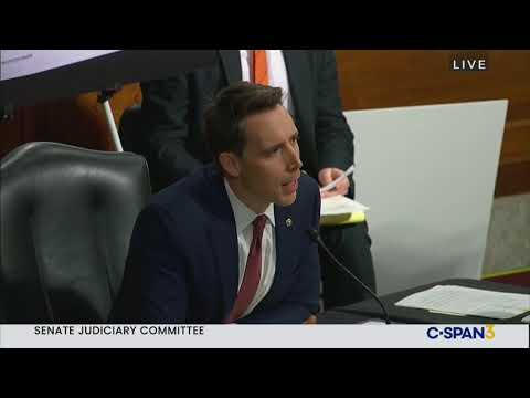 Hawley Exposes BOMBSHELL Allegations from Facebook Whistleblower — Zuckerberg Is STUNNED