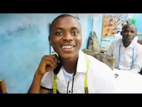 Théo La Diffs, Couturier ivoirien