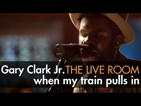"""Gary Clark Jr. - """"When My Train Pulls In"""" captured in The Live Room"""