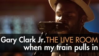 "Gary Clark Jr. - ""When My Train Pulls In"" captured in The Live Room"