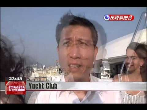 Tainan yacht club finds a niche serving high-end travelers