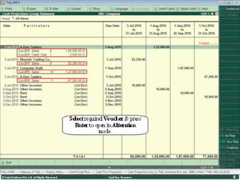 how to make accounting software in php