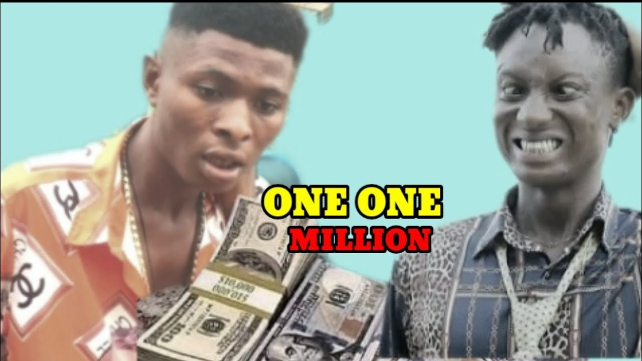 Download ONE ONE MILLION  real house of comedy  wellborn comedy