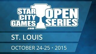 SCGSTL - Legacy - Quarterfinals B - Eric Hawkins vs Matthew Tickal