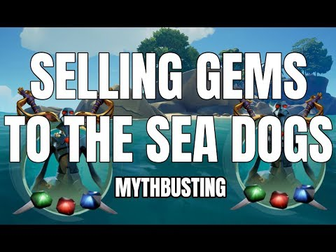 Selling Gems To The SEA DOGS | Sea Of Thieves (MBM)