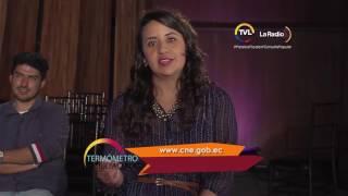 Termómetro Ciudadano: Jaime Gallegos Londoño y Wilma Salgado Tamayo