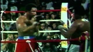 Muhammad Ali vs. George Foreman à  Kinshasa, Zaire (Actuelle RDC)