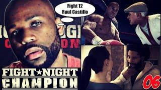 Fight Night Champion Gameplay Walkthrough - Champion Mode Part 6 - Raul Castillo