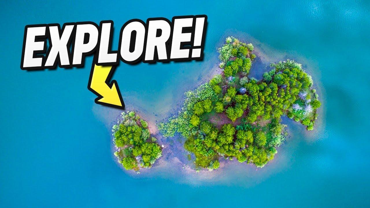 Far Cry 5 Arcade Exploring A Stranded Jungle Island Youtube