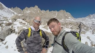 Mt. Whitney Day Hike - May 2015