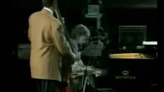 "Monty Alexander - solo on ""Young and Foolish"""