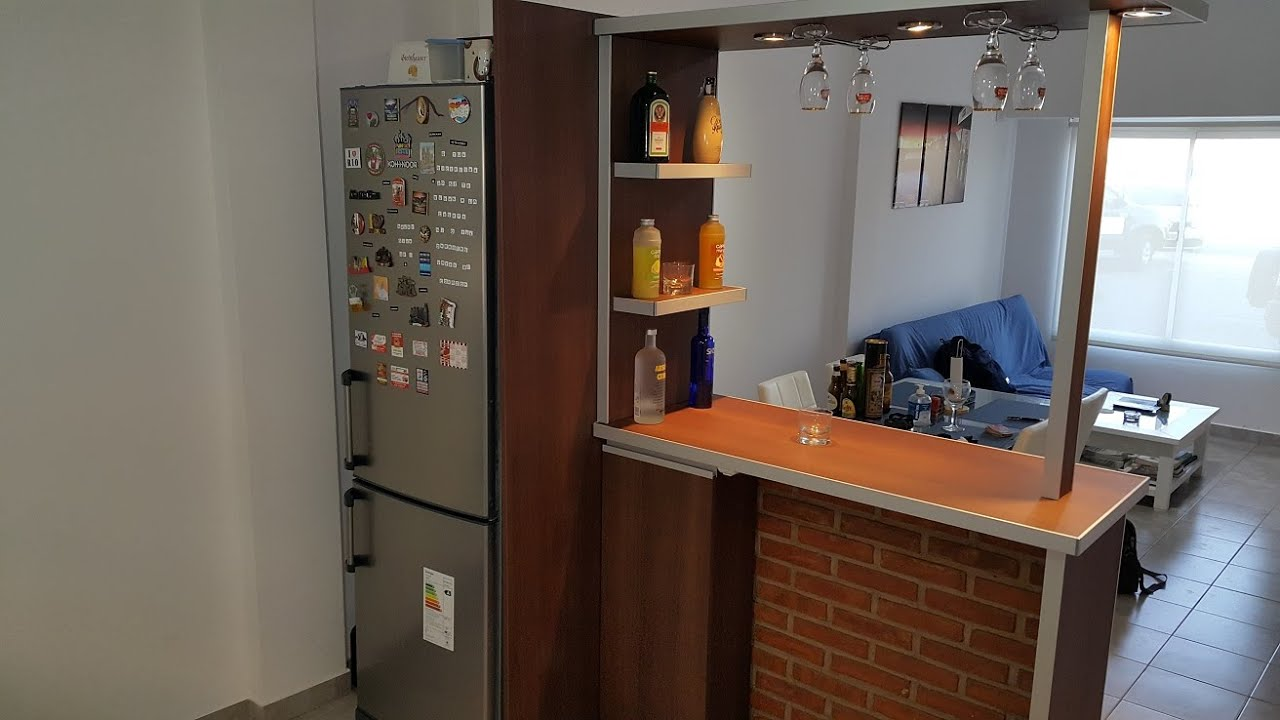 Desayunador barra divisor separador de ambientes - Separador de ambientes ...