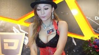 show girl熱舞 抖奶妹吳餅乾