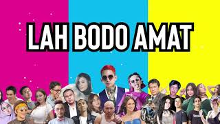 LAH BODO AMAT (Official Video Lyric)