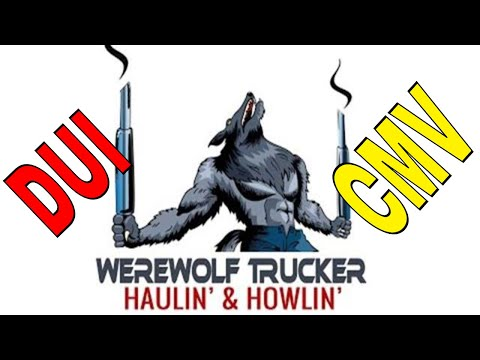 DUI - Alcohol - Commercial Motor Vehicles   FMCSA   Red Viking   Werewolf   Trucker   RVT