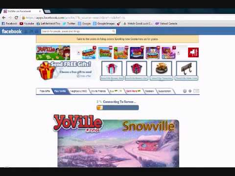 How to be rich in yoville by jeic 100% not scam