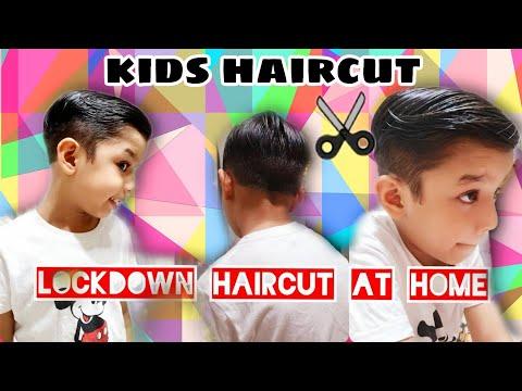lockdown-haircut-for-kids-at-home-in-corona-using-2-items-only- -superprincessjo