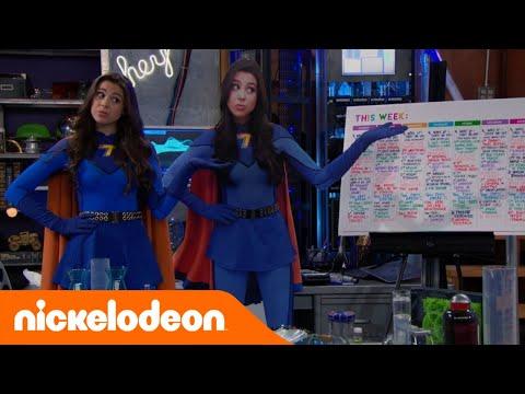 I Thunderman | Allenamento per la Z-Force | Nickelodeon