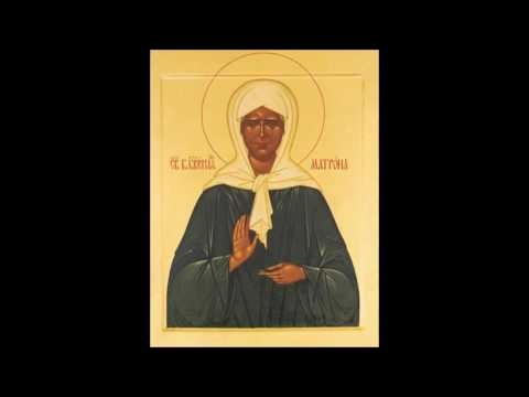 Молитва о детях Святой Матроне