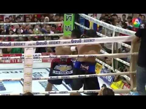 เอกตะวัน ม.กรุงเทพธนบุรี vs จิมมี่ โกเบล Eaktawan Mor Krungthepthonburi vs Jemmy Gobel
