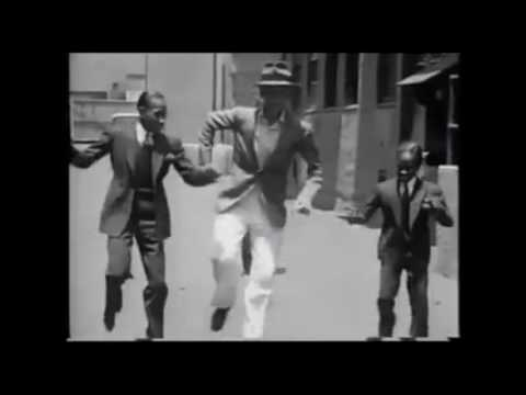 When the Nicholas Brothers met Fred Astaire...
