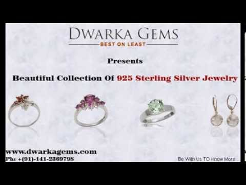 Buy 925 Sterling Silver Jewelry At Wholesale Price From India
