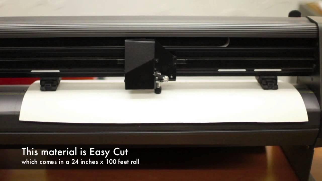 Stencil Cutting Machine by Custom Cut Stencil Co