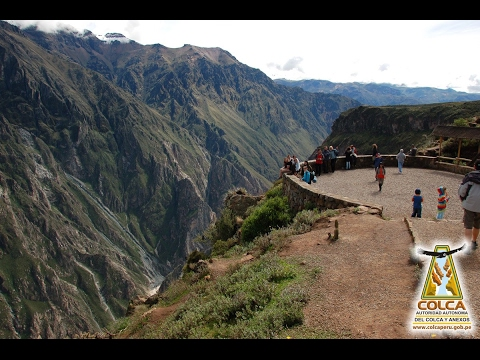 Visit to the Colca Canyon! - Most viewed video