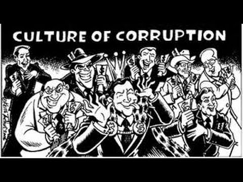 Culture of #Corruption