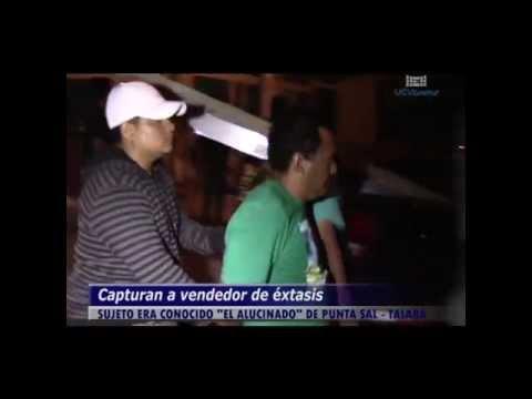 CAPTURAN A VENDEDOR DE ÉXTASIS EN TALARA  - UCV NOTICIAS PIURA