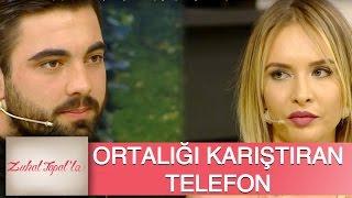 Zuhal Topal'la 83. Bölüm (HD) | Serkan'ın Sosyal Medyadan Görüştüğü Kişi Ortalığı Fena  Karıştırdı