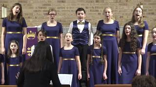 G. Gershwin- Fascinating rhythm. Campanella Children's Choir