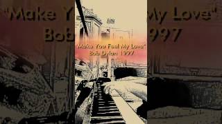 Beautiful Piano solo Make You Feel My Love Bob Dylan 1997 Davi Bachroedin