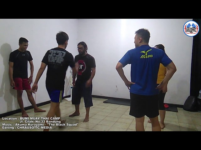 Self Defense Session - Bumi Muay Thai Bandung