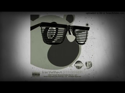 Music video Kanye West - Stronger [Explicit]