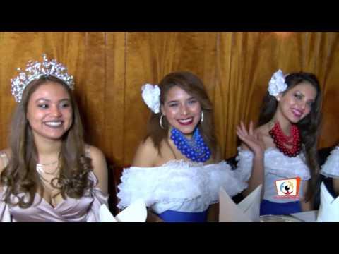 Miss El Salvador USA Llega a Washington,DC 2017