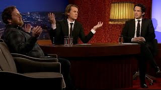 Ylvis - Interview with Ronny Brede Aase - IKMY 15.03.2016 (Eng subs)
